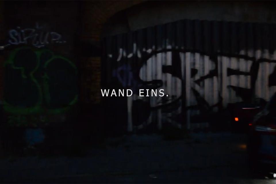 WAND EINS — Das sind wir